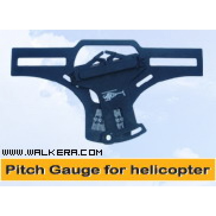 Pitch Lehre Helikopter