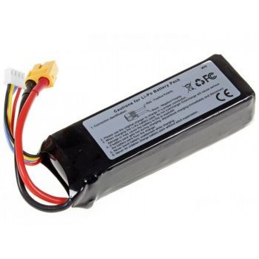 Runner 250-Z-26 Li-Po Battery 11,1V 2200mAh 3S