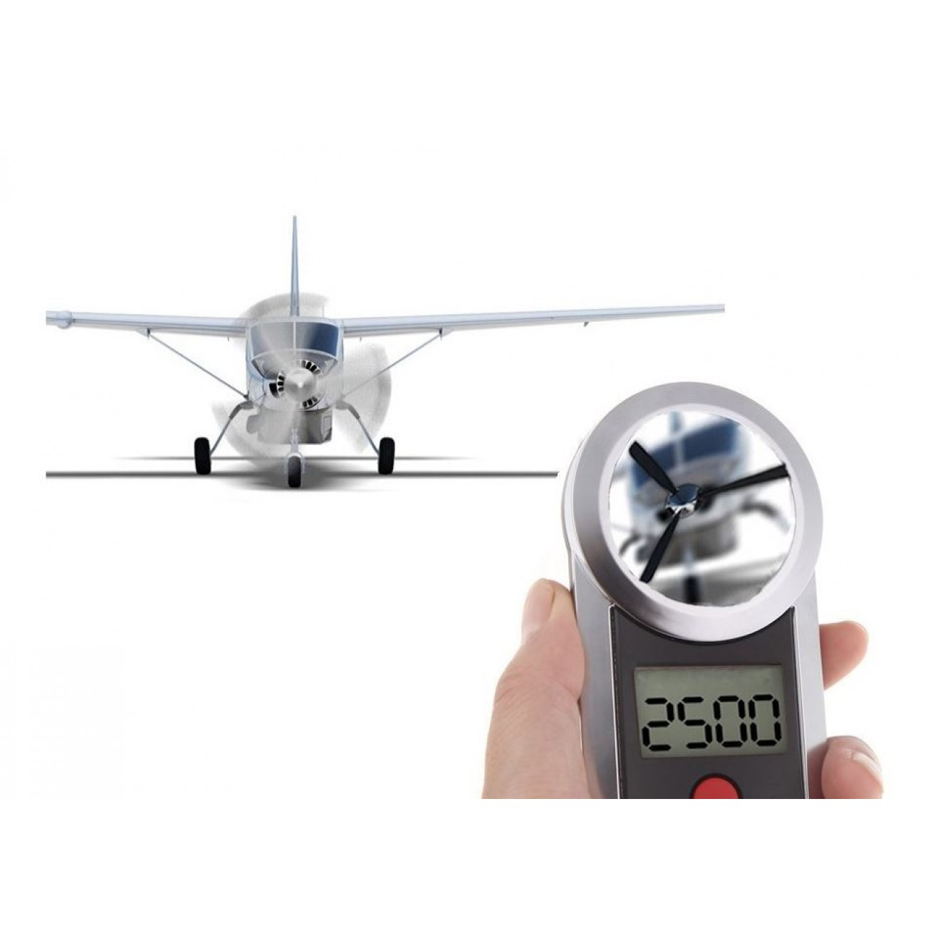 RCD3063 Helicopter Optical Tachometer V2